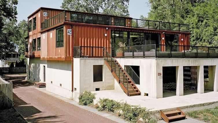 Could We Use Shipping Containers To Build Sustainable Homes The